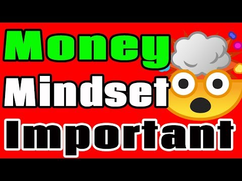 Money Mindset - Not Knowing This Might Hurt You (4 quadrants) 🤑