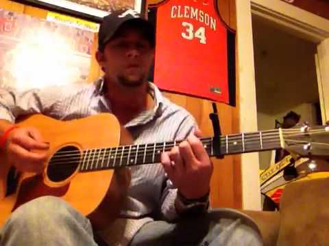Whenever we're alone Brantley Gilbert cover Blake Beason