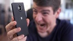 Ich gebe Microsoft eine neue Chance: Lumia 950 XL Unboxing! - felixba
