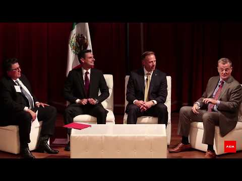 """AEM Energy - Luncheon: """"Energy: A connecting sector between Texas and Mexico"""""""