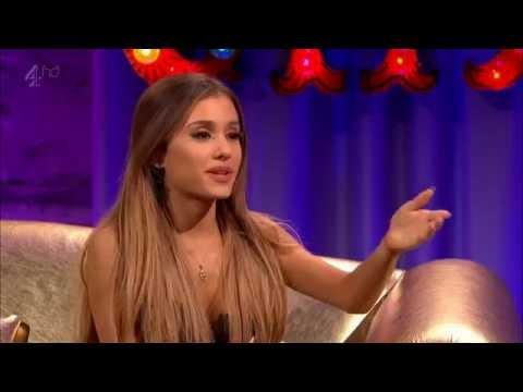 Ariana Grande Interview