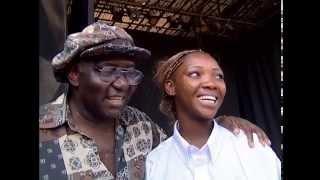 Mini concert de Rido Bayonne et le Jazz Orchestra de Ouagadougou