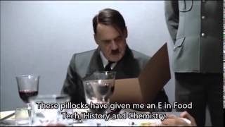 Hitler gets his A Level results
