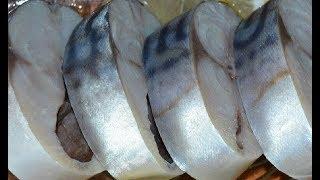 Вкуснятина!!!Малосольная скумбрия.Скумбрия сухого посола домашняя, рецепт. Salted mackerel.