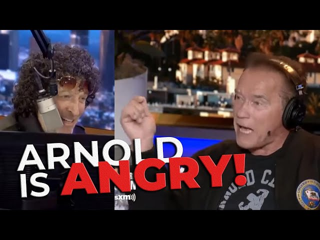 Arnold Is ANGRY That He Has to Die!