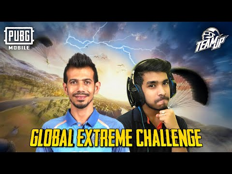 PUBG MOBILE - Yuzi's Extreme Challenge With Ujjwal Gamer