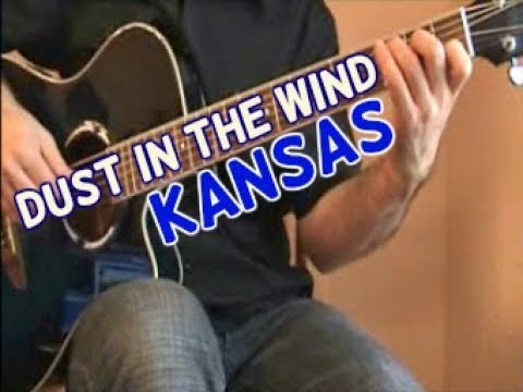 Dust in the wind (Kansas) Riff by Riff & Alternative Picking Patterns