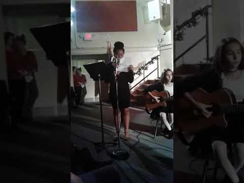 Rockingham Middle School Christmas Performance
