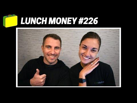 Lunch Money #226: Microstrategy, Goldman Sachs, Mark Cuban, Audio Collective, Robots, #ASKLM