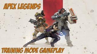 Apex Legends : Battle Royale Respawn Training Mode Gameplay (Titanfall)