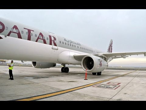 Flight Report | Qatar Airways Airbus A321 First Class Doha To Dubai