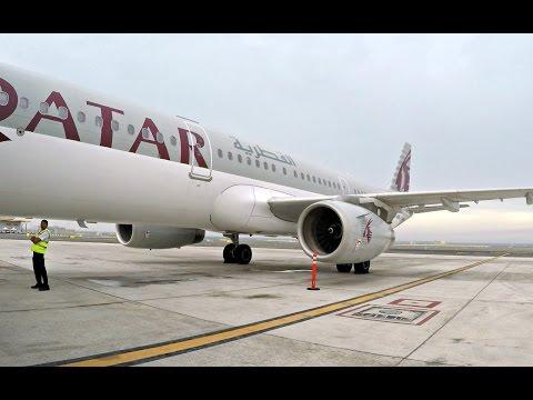 Flight Report   Qatar Airways Airbus A321 First Class Doha To Dubai