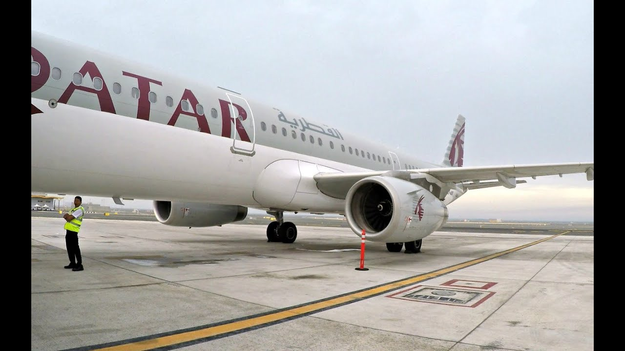 Flight Report Qatar Airways Airbus A321 First Class Doha