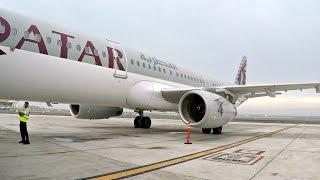 Flight Report | Qatar Airways Airbus A321 First Class Doha To Dubai