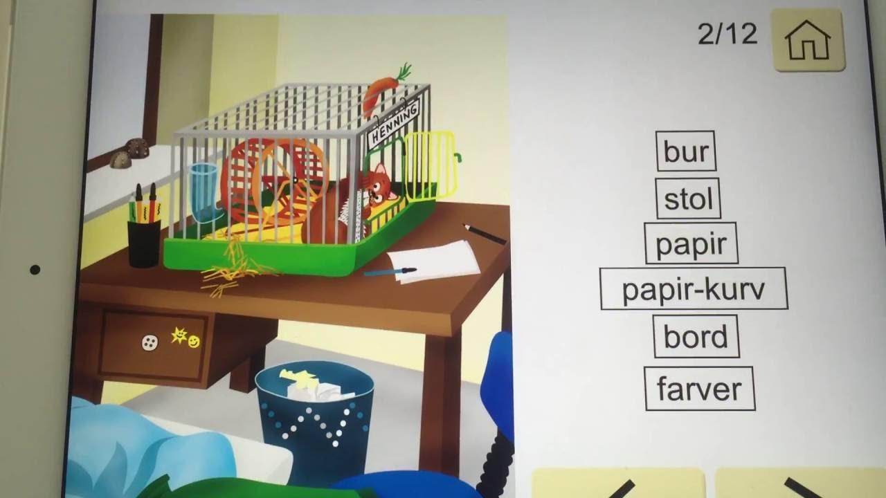 Ordblindeundervisning.nu - Harry Hamster - fordi det skal være sjovt at lære at læse.