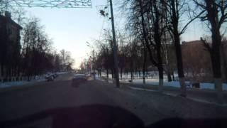 Как сдать экзамен в ГИБДД по вождению по городу Раменское . Уроки по вождению. Автоуроки.