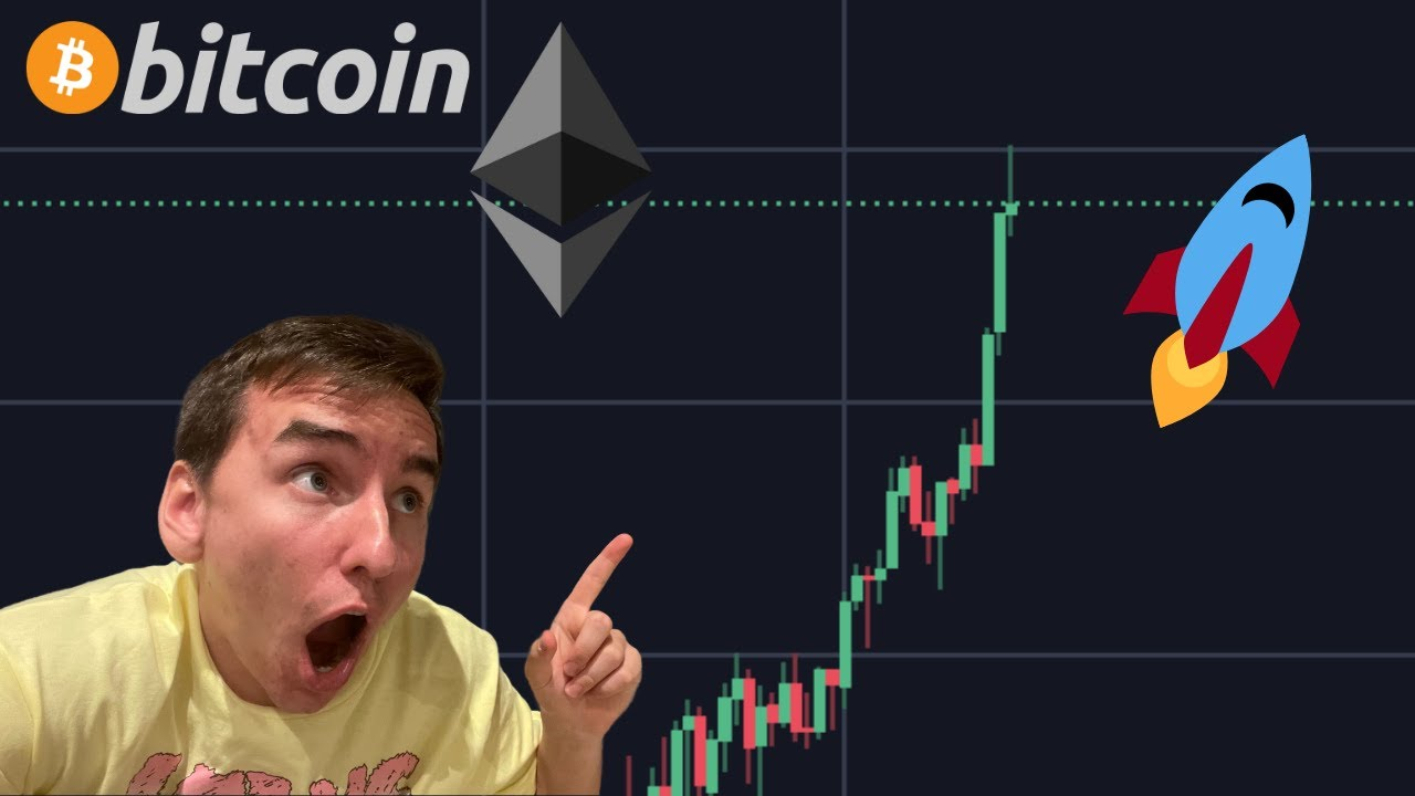 SELL BITCOIN & BUY ETHEREUM RIGHT NOW?????? [massive divergence]