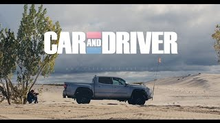 2017 Toyota Tacoma TRD Pro 4x4 Automatic Tested (and Jumped!)