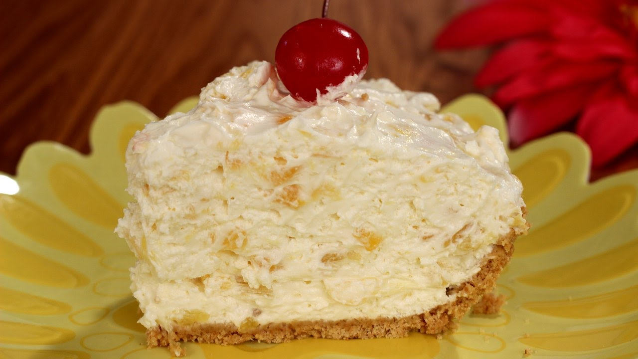 Easy pineapple cream cheese cake recipes