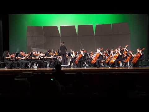 2016-10 Autumn Fowler Concert Symphonic Orchestra - Nessun Dorma