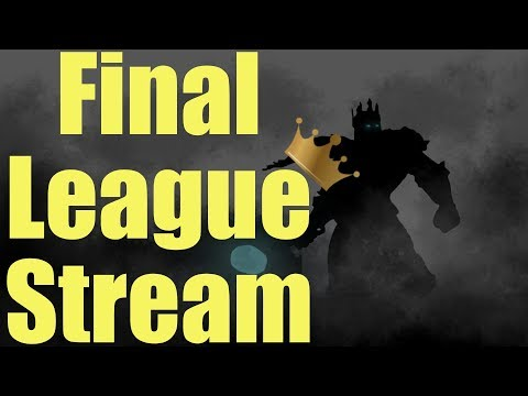 The Final LoL Stream from NEACE for a long time. I love you all, thanks for everything.