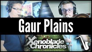 XENOBLADE JAZZ - Gaur Plains Jazz Cover / Remix by insaneintherainmusic (feat. Auden Durant)