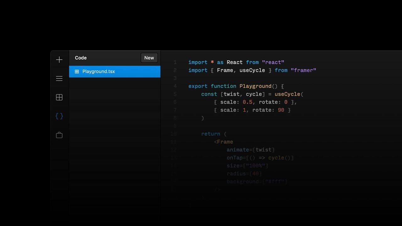 Framer API