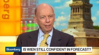Blackstone's Byron Wien on Market Forecast, Fed Policy