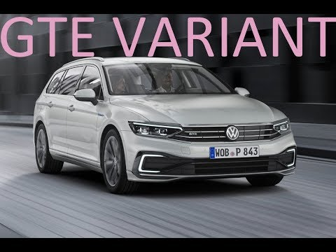 Europe's 2020 VW Passat Facelift Debuts With Updated Styling And Autonomous Tech