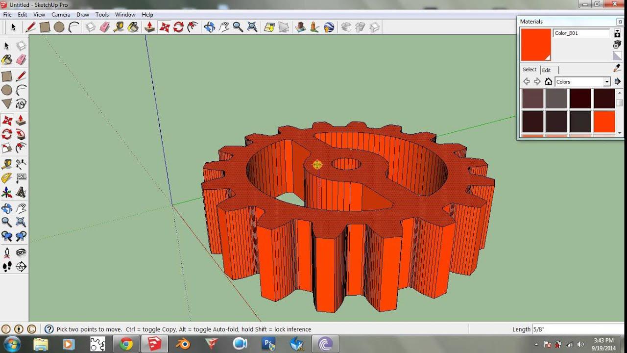 Gear Template Generator Program Free Download