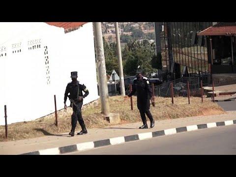 Rwanda back into lockdown to curb Covid cases