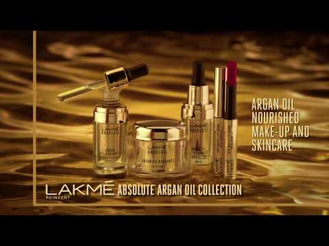 Lakmé Absolute Argan Oil Collection