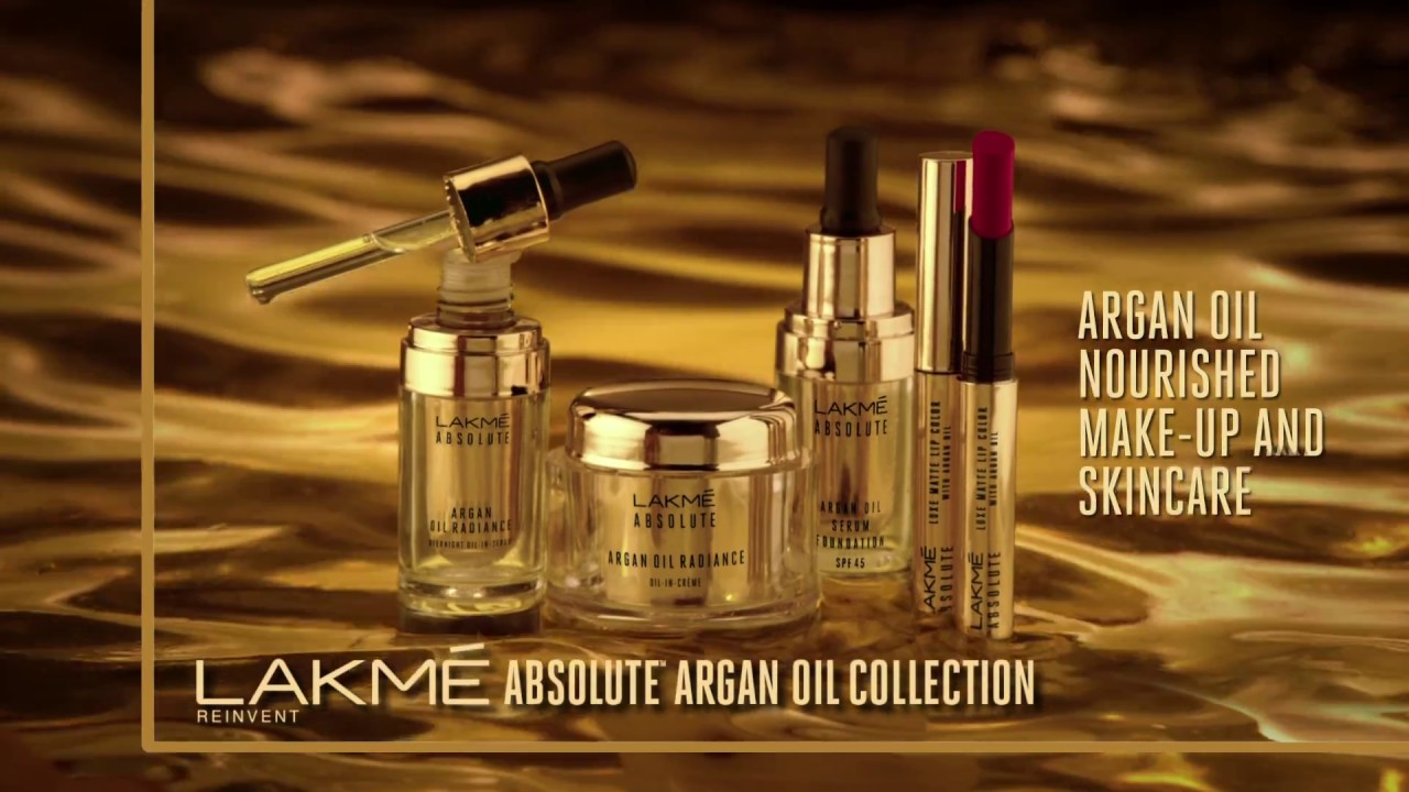 Lakm & 233 Absolute Argan Oil Collection Youtube
