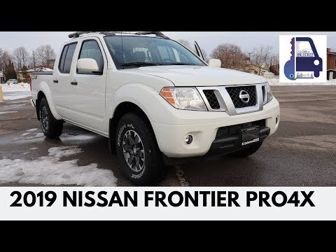 2019 Nissan Frontier Pro-4x Review