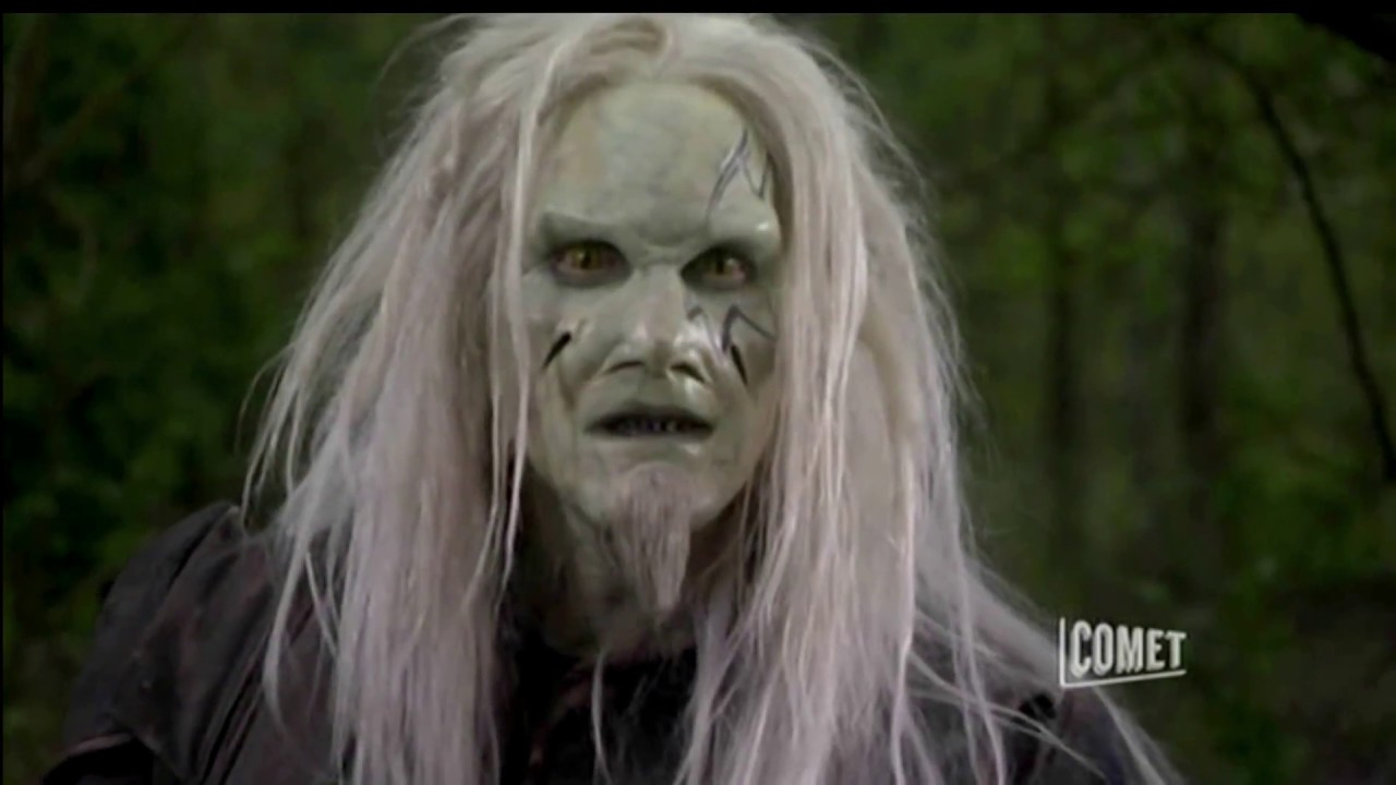 Stargate Atlantis The Gift Of Life Todd The Wraith Youtube