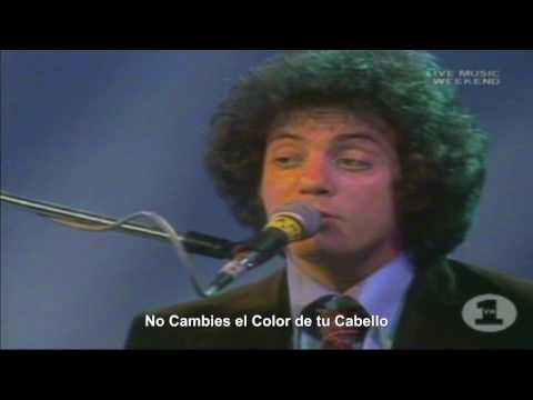 Billy Joel - Just The Way You Are (Live) (Subtitulado) mp3