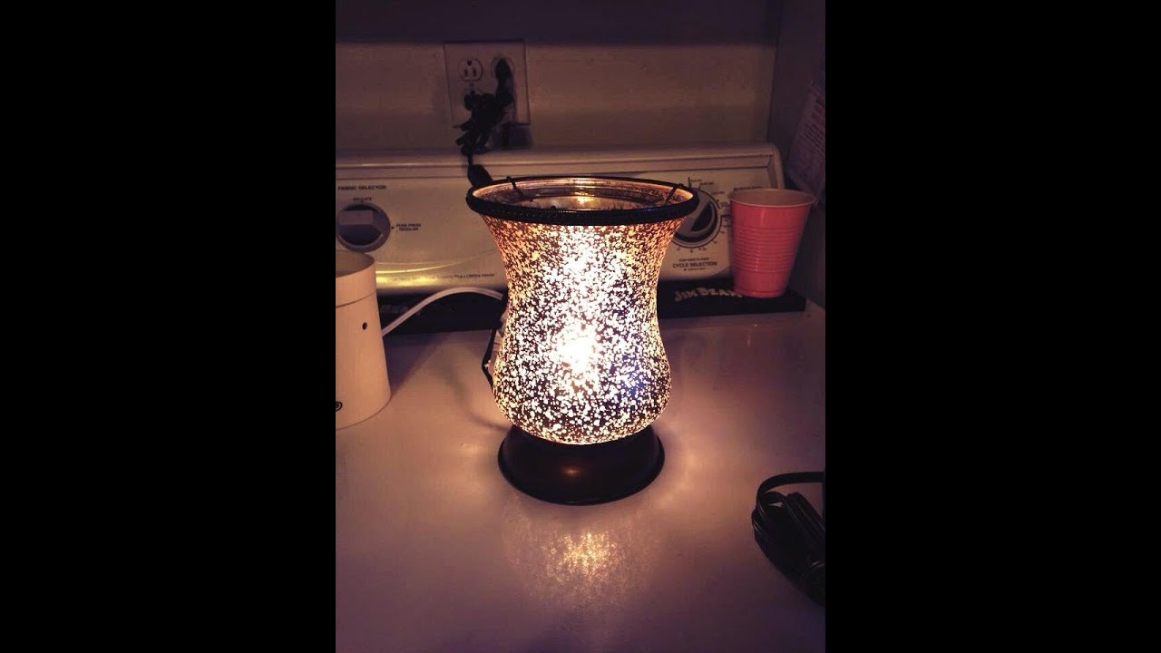 how to clean out a scentsy warmer