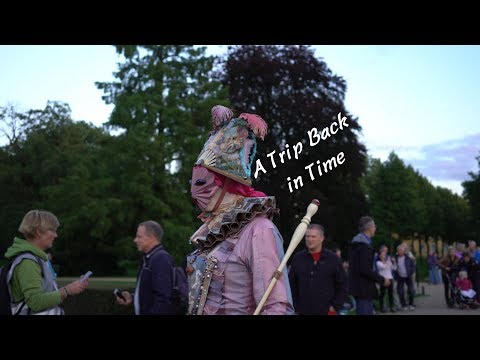 Sanssouci Palace - A trip back in time