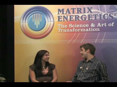 Matrix Energetics Seminars Video - Richard Bartlett