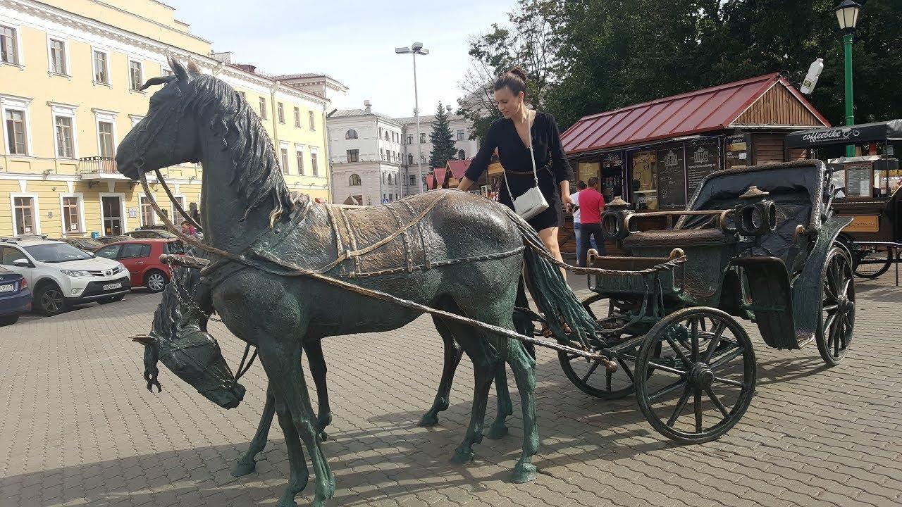 Автопутешествие через Литву.  День 1-2.  Москва - Минск