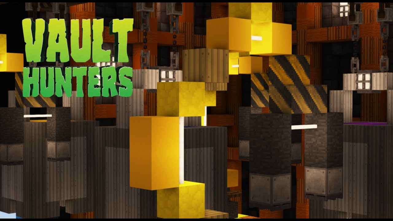 Building a LIVE viewer room for VAULT HUNTERS!!