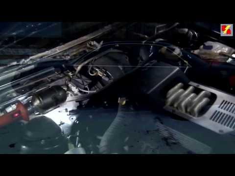 Audi A6 C4 TO замена масла и фильтров