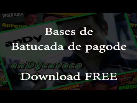 (BATUCADA) Base de SAMBA 100 BPM - DOWNLOAD free