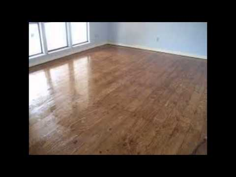 Using Plywood For Flooring Youtube