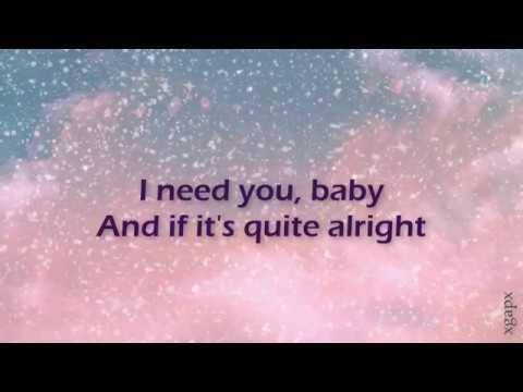 Joseph Vincent - Can't Take My Eyes Off You (Lyrics Video)