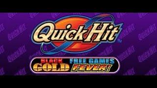 Quick Hit Fever! - Bally Slot Machine Bonus