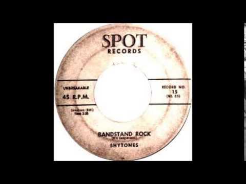 Annette/ Bandstand Rock -The Shytones  1961 Spot 15