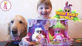 Bush Baby World мягкие игрушки из мультика Пушистики обзор Рози и Лили от Алисы и Графа