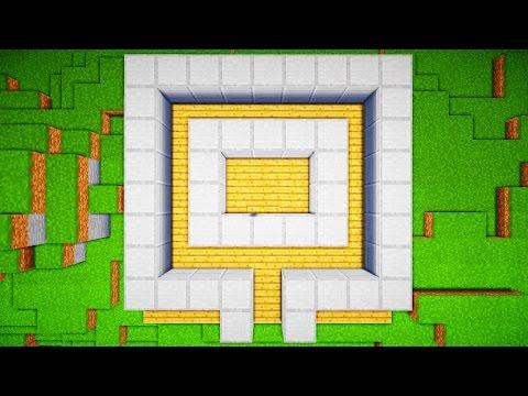 NEVER ENDING MINECRAFT MAZE TROLL! (Minecraft Trolling   EP4)