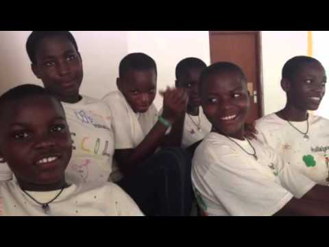 Girl Guides in Ghana share their Guide experience